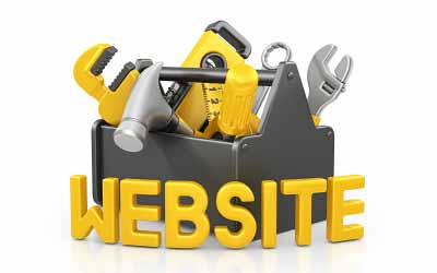 website_maintenence